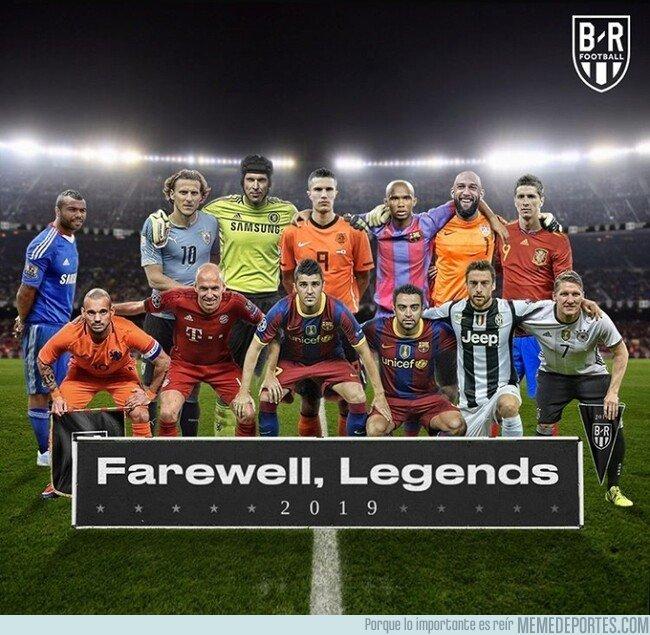 1091055 - Las leyendas que se han retirado este 2019, por @brfootball