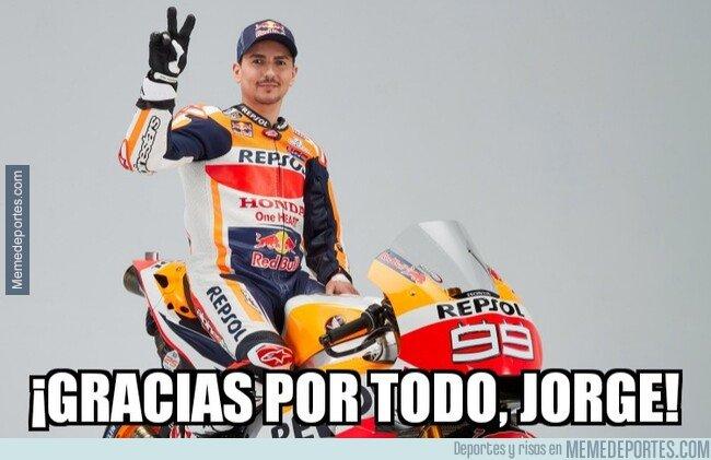 1091064 - Jorge Lorezo anuncia que cuelga el casco