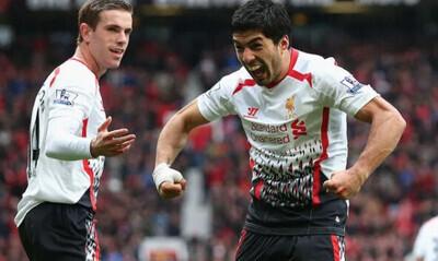 1091090 - Las fuertes declaraciones de Henderson sobre Luis Suárez que dejan ver como es un abusón y mal compañero