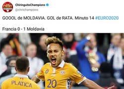 Enlace a ¿En qué momento Neymar se nacionalizó moldavo?