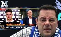 Enlace a Tomás Roncero intenta dar una lección de periodismo al jefe de prensa del Barça y se lleva una retahíla de ZASCAS