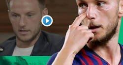 Enlace a La emotiva entrevista de Rakitic sobre su situación del Barça en la que muchos del club quedan retratados