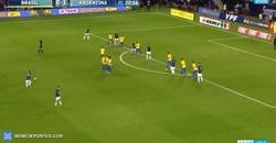 Enlace a Déjà vu: Messi vs Allison, Lección aprendida.