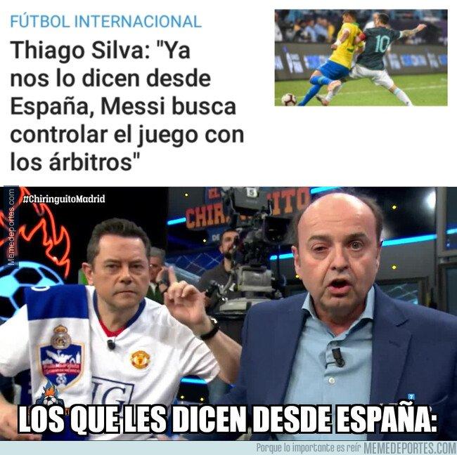 1091229 - A saber los contactos que tendrá Thiago Silva en España