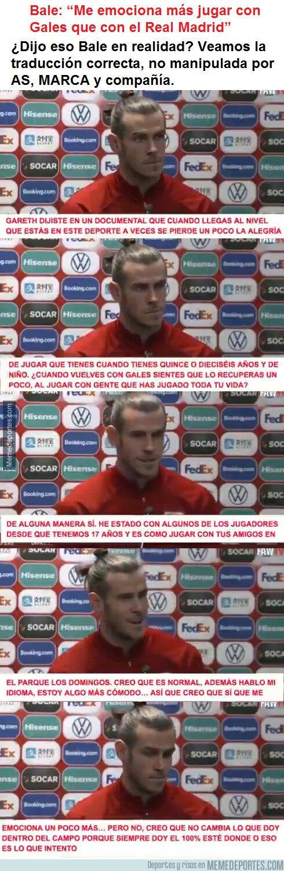 1091238 - Vaya campañita contra Gareth Bale,