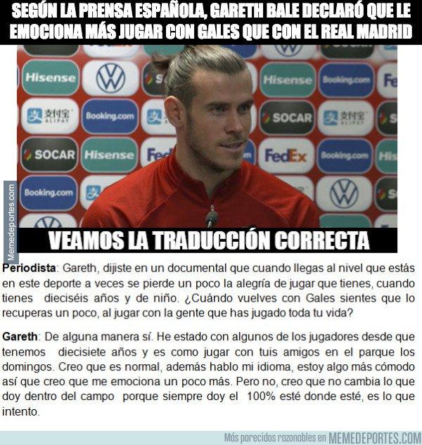 1091240 - Desmontando la campañita contra Gareth Bale
