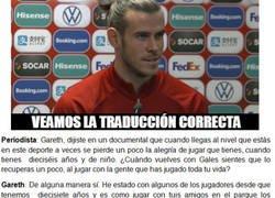 Enlace a Desmontando la campañita contra Gareth Bale