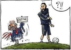 Enlace a A Benzema le cierran la puerta de la selección, por @yesnocse