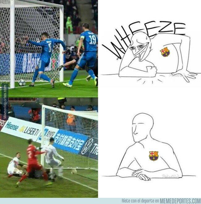 1091309 - Nadie puede decir nada sobre el gol de Cristiano