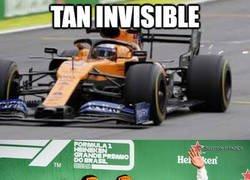Enlace a Carlos Sainz, el hombre invisible