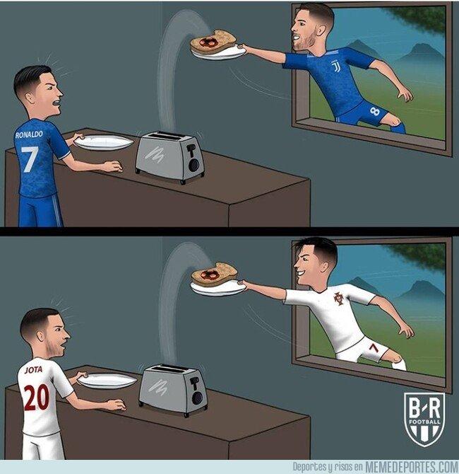1091367 - Cristiano quita goles en Portugal igual que los que le quitan en la Juve, por @brfootball