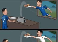 Enlace a Cristiano quita goles en Portugal igual que los que le quitan en la Juve, por @brfootball