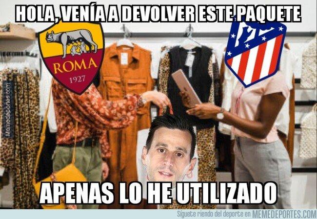 1091371 - La Roma pretende devolver a Kalinic al Atlético