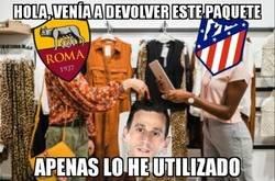 Enlace a La Roma pretende devolver a Kalinic al Atlético