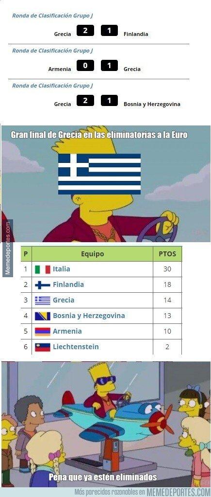 1091419 - Gran final de Grecia