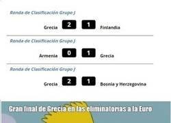 Enlace a Gran final de Grecia