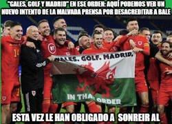 Enlace a Vaya qué campaña tan sucia por desacreditar a Bale