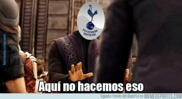 1091591 - Mourinho pidiendo jugadores al presidente de los Spurs