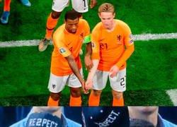 Enlace a Un #respect gigantesco para De Jong y Wijnaldum