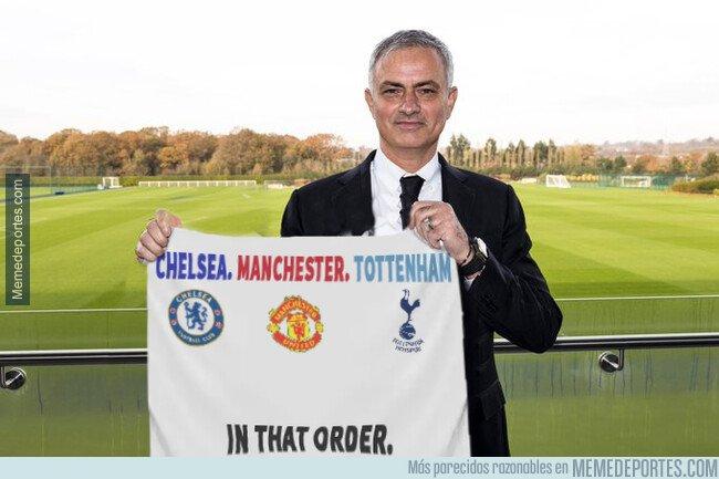 1091620 - El orden de Mourinho