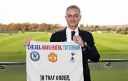 Enlace a El orden de Mourinho