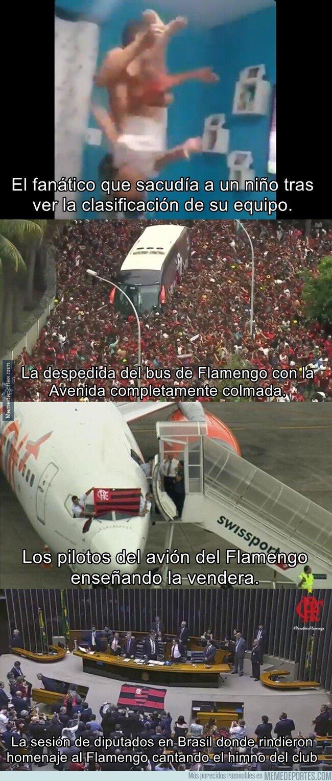 1091707 - 4 locuras que ha provocado Flamengo en Brasil