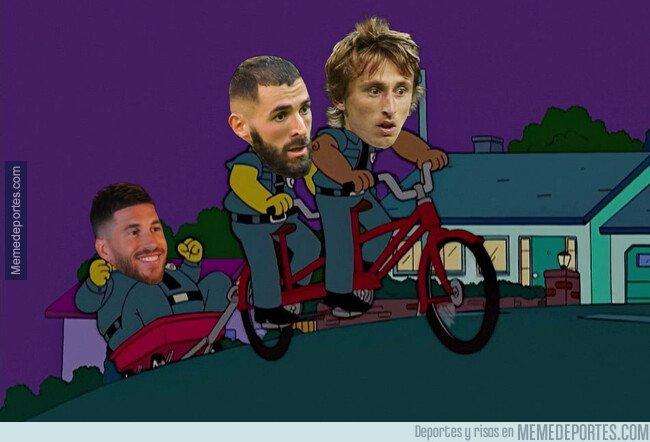 1091901 - Entre Modric y Benzema sacaron adelante el error inicial de Ramos