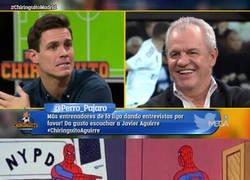 Enlace a Aguirre vs Aguirre en el Chiringuito