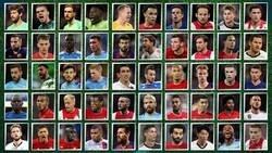 Enlace a Los 50 nominados de la UEFA a el equipo del año. Haz tu propio 11.
