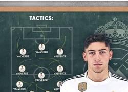 Enlace a Tácticas cuando tienes a un uruguayo en el equipo