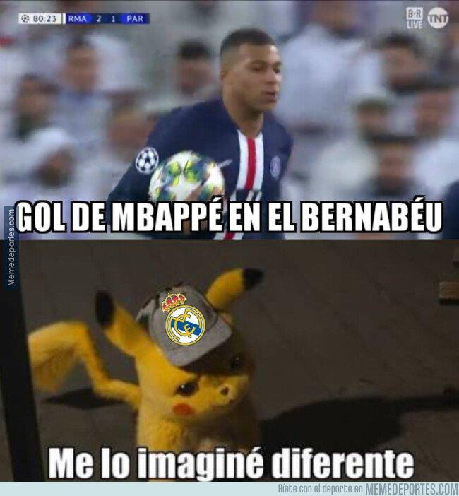 1092116 - El madridismo soñaba con Mbappé marcando goles en el Bernabéu, pero no así