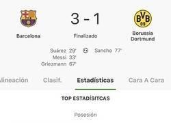 Enlace a El Barça ganó, pero a qué costo.