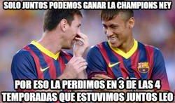 Enlace a Messi no recuerda mucho la historia
