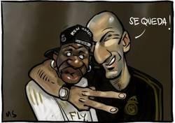 Enlace a Zidane confirma que Vinicius no se va a ninguna parte, por @Yesnocse