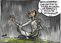 Enlace a Sergio Ramos se concentra, por @Yesnocse