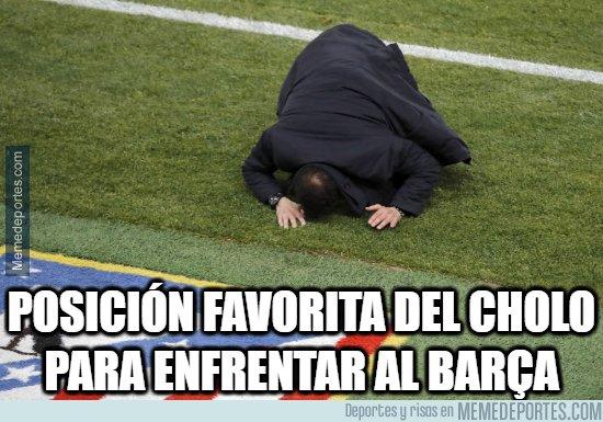 1092447 - El Cholo siempre le asegura 6 puntos fijos al Barça en liga