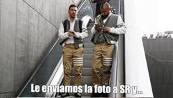 Enlace a Sergio Ramos suena para el Barcelona