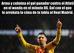 Enlace a Messi no aparece en los momentos importantes... que yo elijo.
