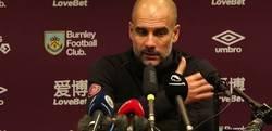 Enlace a La rueda de prensa de Guardiola que más está dando que hablar por la distancia con el Liverpool