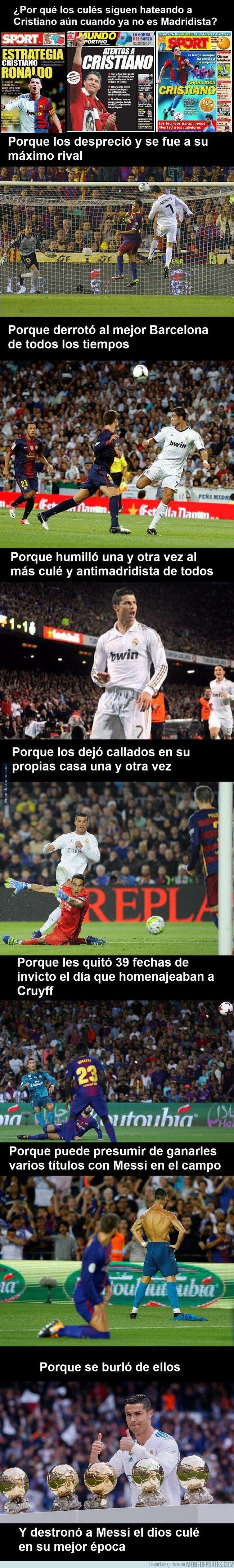 1092733 - Se entiende que el dolor no termine aún cuando hace 2 años que se fue Cristiano del Madrid