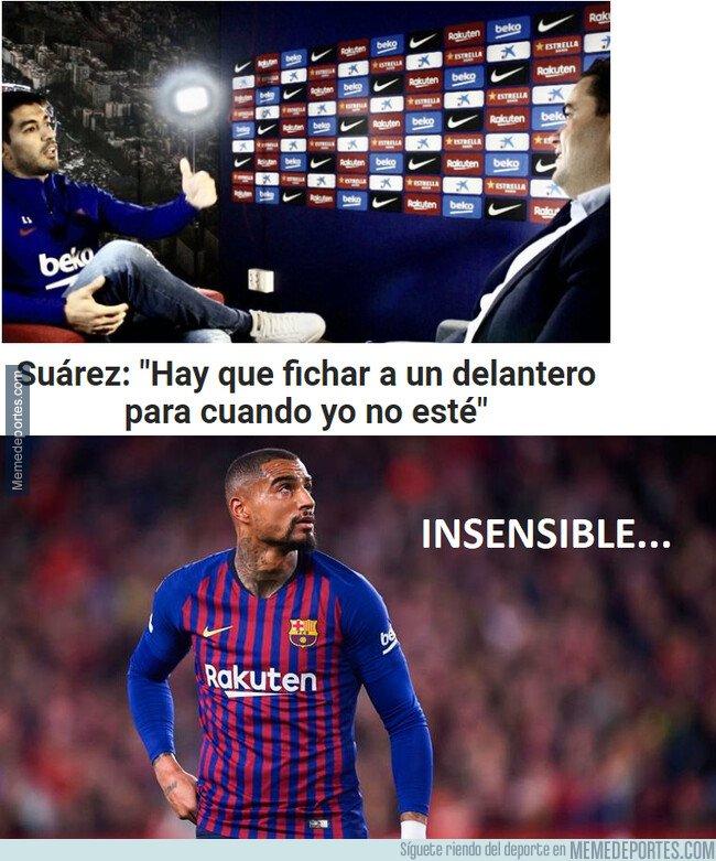 1092777 - Luis Suárez es un insensible...