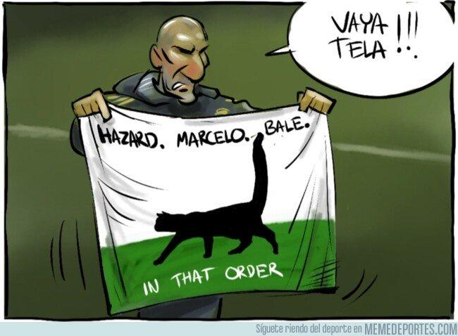 1092809 - El Madrid no está teniendo suerte con las lesiones, por @yesnocse