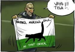 Enlace a El Madrid no está teniendo suerte con las lesiones, por @yesnocse