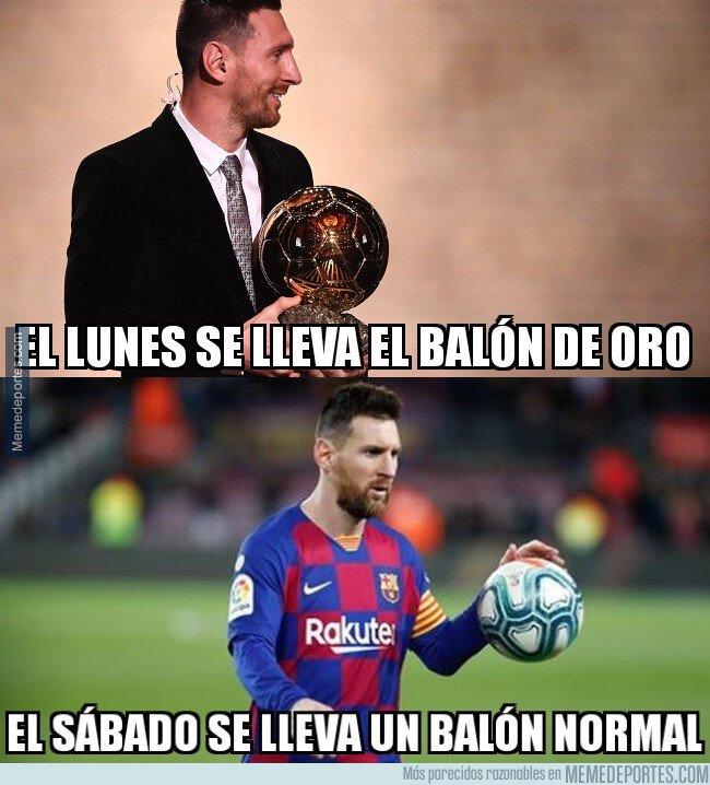 1092915 - Messi y los balones, una historia de amor mejor que Crepúsculo