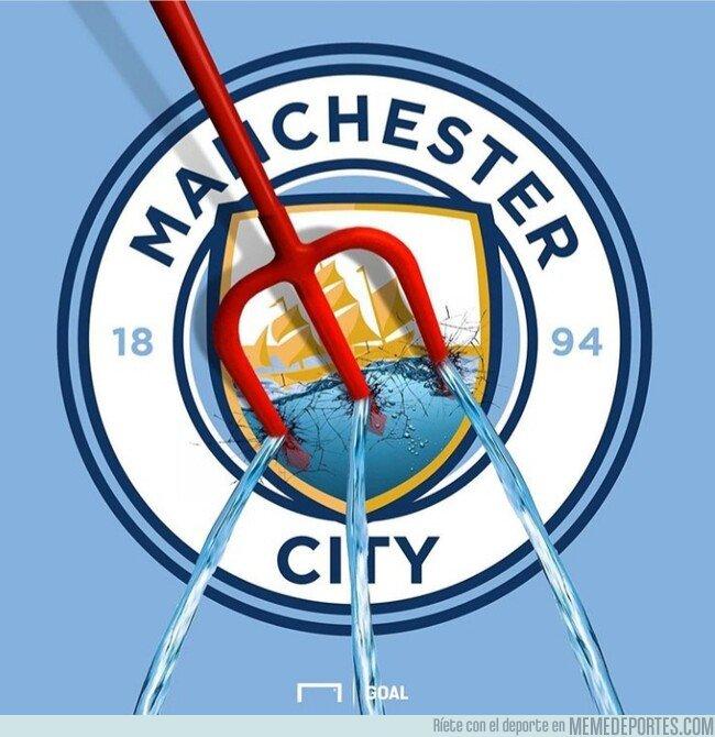 1092985 - El United perforó al Manchester City, por @goalglobal