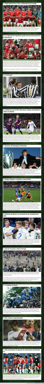 1093044 - Las 11 sanciones más duras a clubes y selecciones en la historia del fútbol