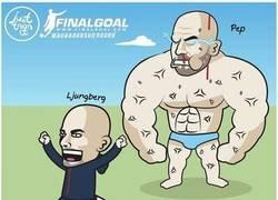 Enlace a Ljungberg gana su primer partido, pero el siguiente no será nada fácil, por @justtoonit_th