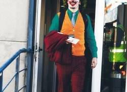 Enlace a Griezmann está digievolucionando al Joker a una velocidad increíble