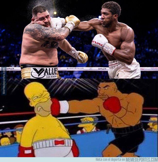 1093141 - Los Simpson ya predijeron el AJ vs Ruiz Jr.