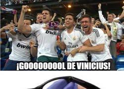 Enlace a La decepción de los Madridistas